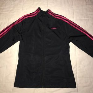 Adidas sport zip up jacket.